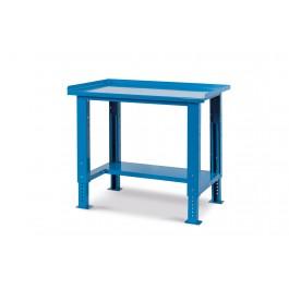 Stalen werkbank 1031x705mm