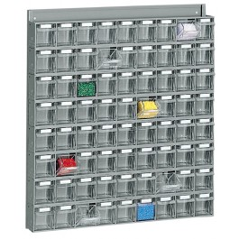 Frame 650mmH inclusief elementen