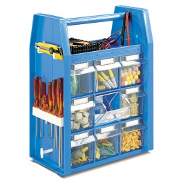 Topbox het handige draagbare magazijn