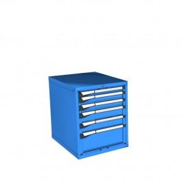 0700mmH Ladenkast-6 laden  (27x36Eh)