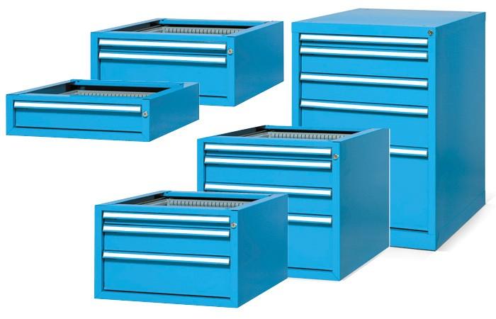Ladenblokken werkbanken om zelf samen te stellen for Ladeblok han