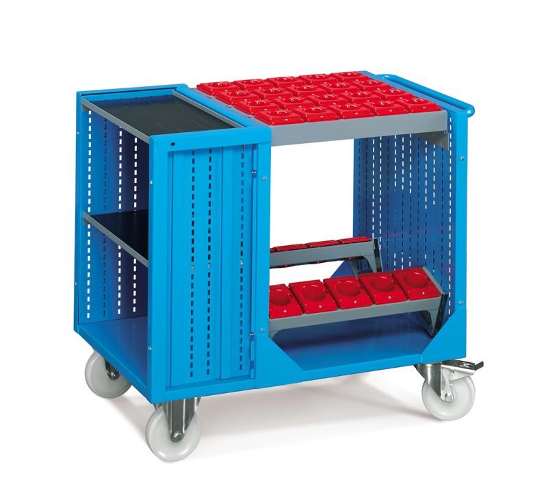 CNC gereedschapswagen - 1073x685x935mmH