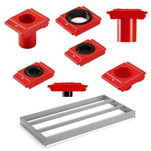 Set houders voor FNC51600001