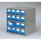 Beugel om aan de Multibox kasten te bevestigen.