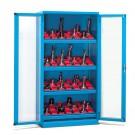 CNC kast met plexiglas deuren 1023x555x2200mmH