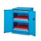Machinekast met vleugeldeuren - Afm: 717x750x1000mmH