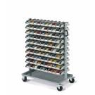 Bakkenwagen  2-zijdig met 180 bakken